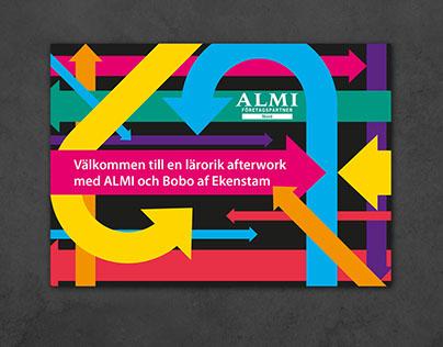 ALMI – invitation for an evening seminar