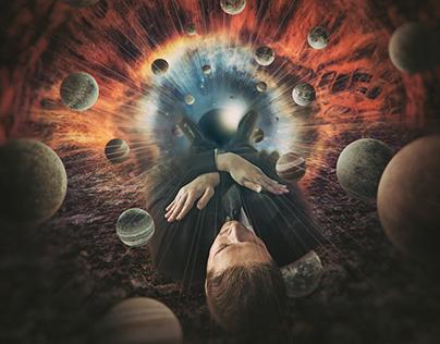 Ewigkeit - ''Cosmic Man''