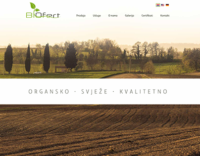 Biofert website