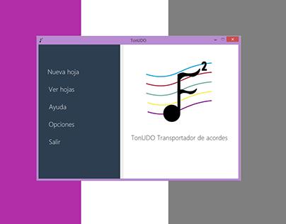 Java Programming & GUI - Chord Transposer