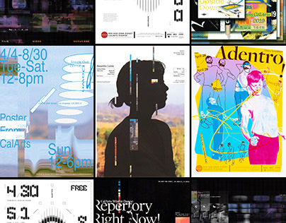 Calarts Poster Collection