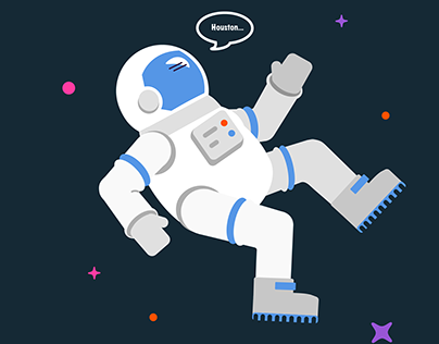 Illustrations for Error Pages