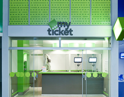 My Ticket Store