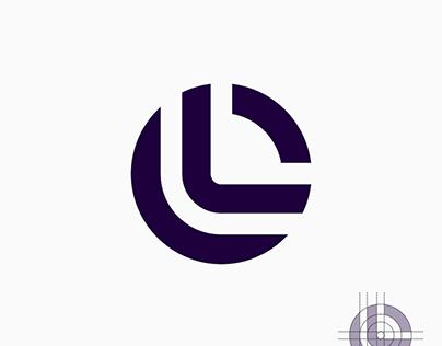 c l letter logo