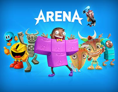 Arena - Skill Games App