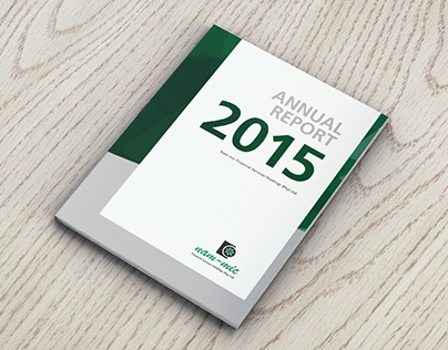 Annual report 2015   NFSH