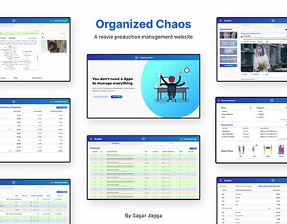 Organized Chaos Website