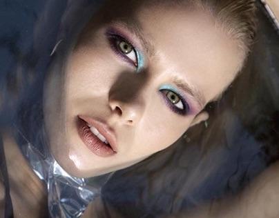 Beauty makeup invierno