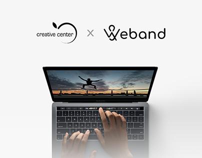 Creative Center- Bulgarian Apple Reseler WebsiteRedsgn