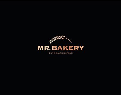 Mr. Bakery - Branding