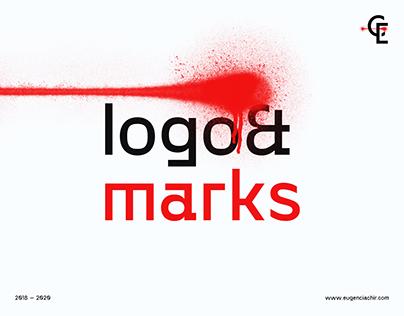 Logos&marks – 2018//2020 Collection