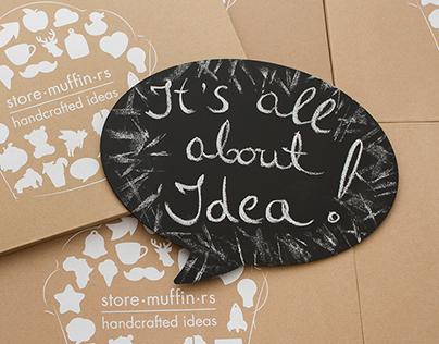 IdeaBoard - chalkboard Ideas