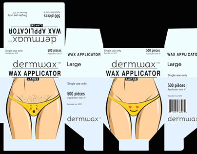 WAX Applicator Box