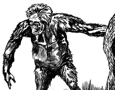 My illustrations on three major science web sites!