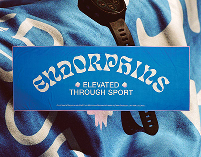 Good Sport: Endorphins Towel