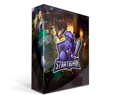 Strategyon - Innovative real time strategy game