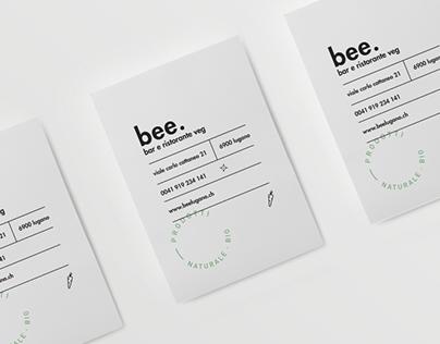 Bee. Bar e ristorante veg