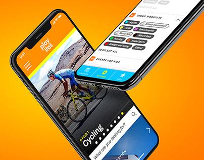 Playitas Resort – Web Relaunch & App