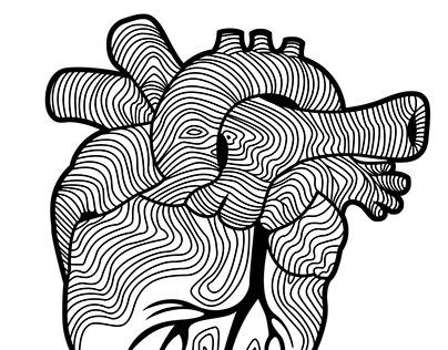 Artist heart