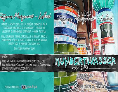 Hundertwasser na svili