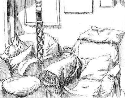Sketchbook (2014/2015//)
