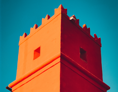 St. Agatha's Red Tower