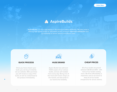 AspireBuilds | Thread Design