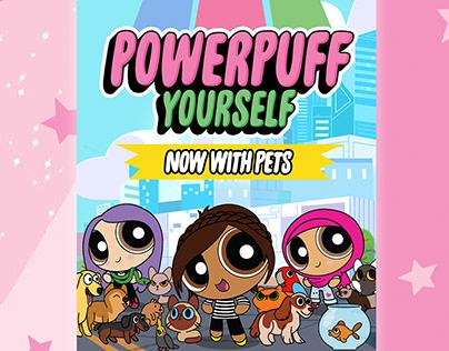 Powerpuff Yourself app update - Pets