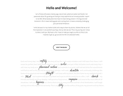 Dani D. Brand & Website