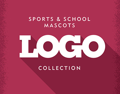 Logo Collection - Sports & School Mascots