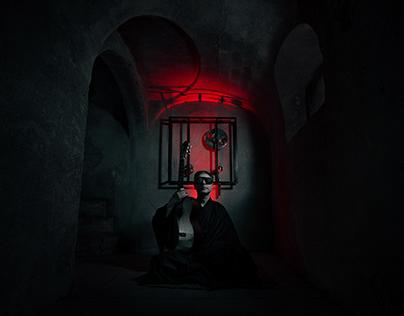 "Davide Ficco ""Asymmetric Thought"": shooting for cd art"
