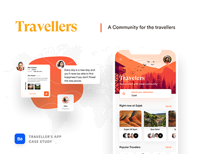 Travellers app- a case study