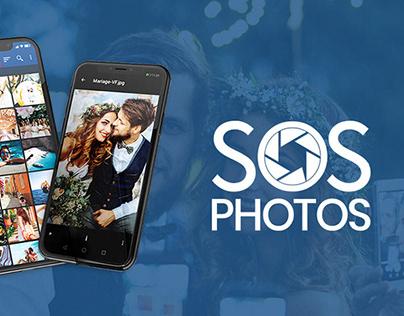 Site web SOS Photos