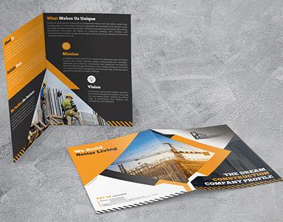 Company Profile The Dream Construction Builder