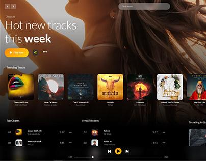 Blastr Music App
