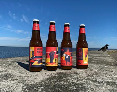 Shore critic beer