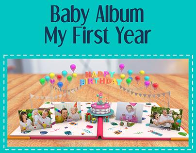 Baby Album (My First Year)