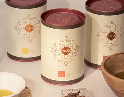 Packaging y PLV de Barros Neo