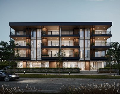CGI | Residential Building