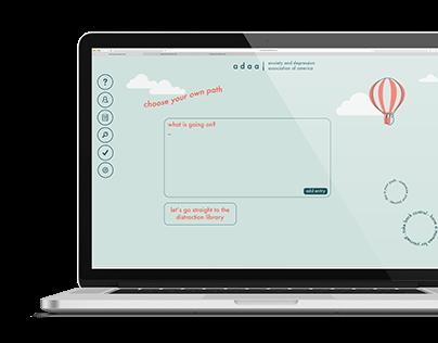 ADAA Website Redesign