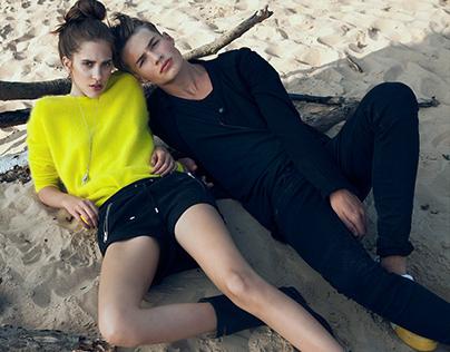 Thea-Maria Costach & Andreas Praeg by Reno Mezger