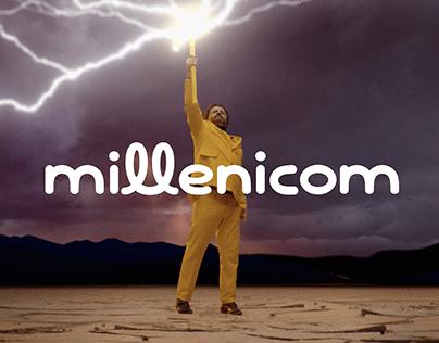 Millenicom // İnternetin kaynağından yürüyen adam!