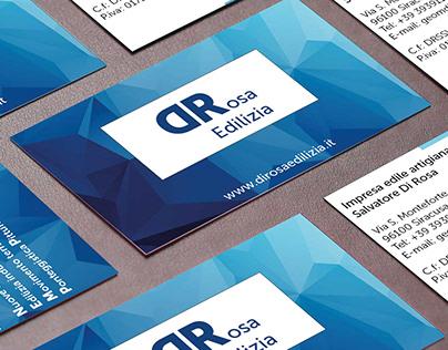 Business Card Di Rosa Edilizia