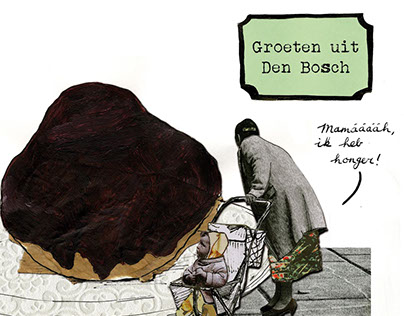 Ansichtkaarten Den Bosch
