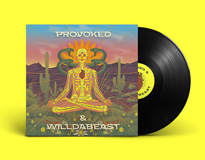 Provoked & WillDaBeast Self-titled EP