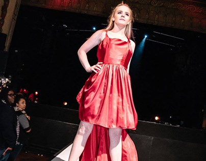 The Red Dress Project