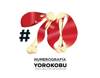 THE NUMBERATOMY for YOROKOBU #70