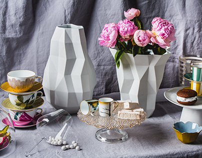 TABLE SETTING for Dar Store