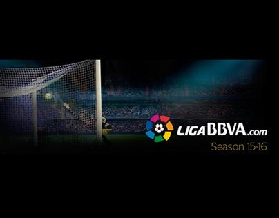LigaBBVA - Season 15-16