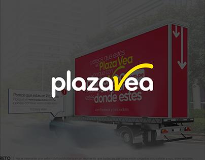 Plaza Vea | Notificaciones Móviles